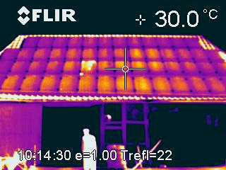Hagelschaden Photovoltaik