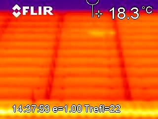 Hagelschaden an Photovoltaik-Anlagen